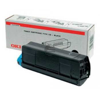OKI Toner-Kit schwarz (43034804 43034808)