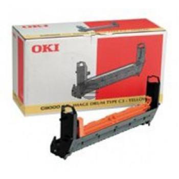 OKI Fotoleitertrommel gelb (42918105)
