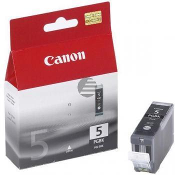 Canon Tinte schwarz (0628B001, PGI-5BK)