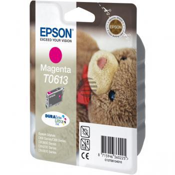 Epson Tinte Magenta (C13T06134010, T0613)