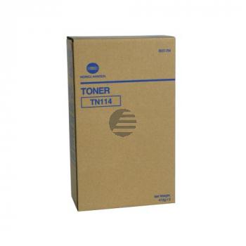 Konica Minolta Toner-Kit 2x schwarz 2-er Pack (8937-784-000, TN-114)