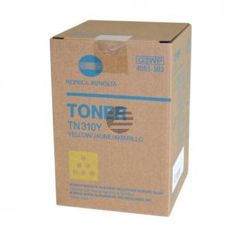 Minolta Toner-Kit    gelb     (4053-503-000, TN-310Y)