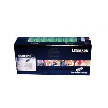 Lexmark Toner-Kartusche (P) schwarz (E450H31E)