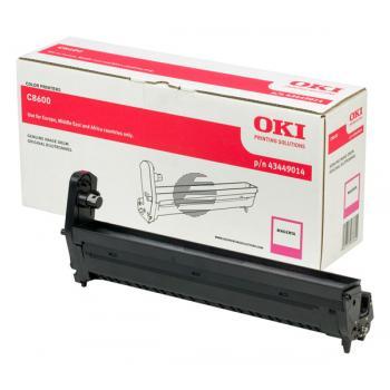 OKI Fotoleitertrommel magenta (43449014)