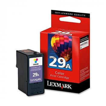 Lexmark Tintenpatrone 3-farbig (18C1529E, 29A)