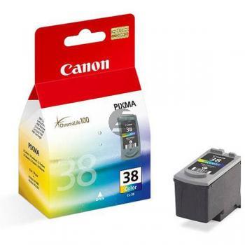 Canon Tinte Cyan/gelb/Magenta (2146B001, CL-38)