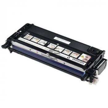 Dell Toner-Kartusche schwarz (593-10169 593-10217, PF028 XG725 YG437)