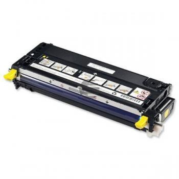Dell Toner-Kartusche gelb (593-10160 593-10168 593-10216, NF555 XG728 YG440)