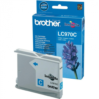 Brother Tinte Cyan (LC-970C)