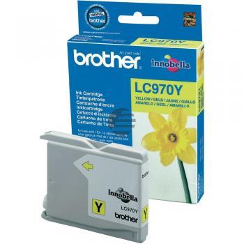 Brother Tinte gelb (LC-970Y)