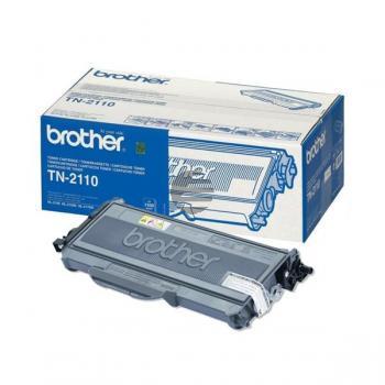 Brother Toner-Kit schwarz (TN-2110)