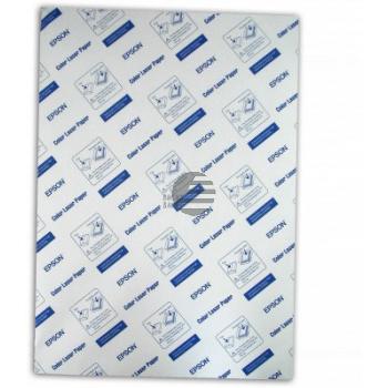 Epson Color Laser Papier Coated DIN A3 weiß 1250 Seiten (C13S041216)