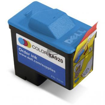 Dell Tintendruckkopf 3-farbig HC (592-10040 N5882, T0530)