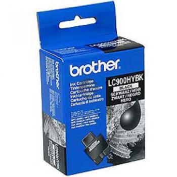 Brother Tintenpatrone schwarz HC (LC-900HYBK)