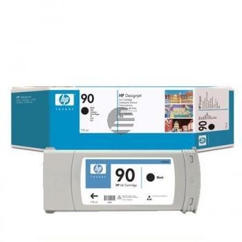 HP Tintenpatrone schwarz HC (C5059A, 90)