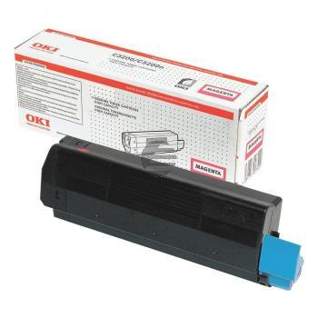OKI Toner-Kit Magenta HC (42804538)