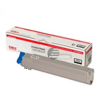 OKI Toner-Kit schwarz HC (42918916)