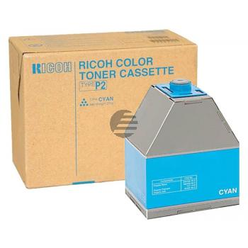 Ricoh Toner-Kit cyan HC (885485, TYPE-P2C)