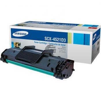 Samsung Toner-Kartusche schwarz (SCX-4521D3, 4521)