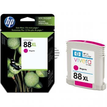HP Tinte Magenta HC (C9392AE, 88XL)