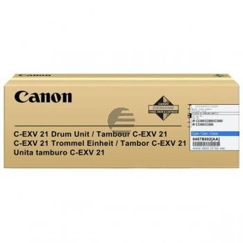 Canon Fotoleitertrommel cyan (0457B002 0457B002AA, C-EXV21C)