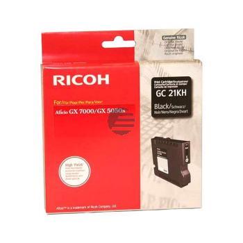 Ricoh Gel-Kartuschen schwarz HC (405536, GC21KH)
