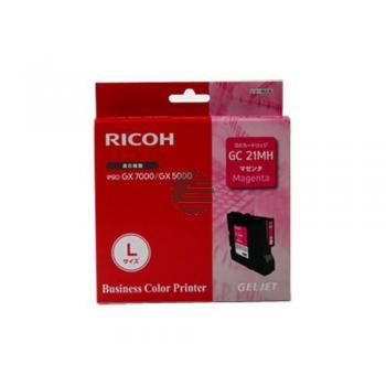 Ricoh Gel-Kartuschen magenta HC (405538, GC21MH)