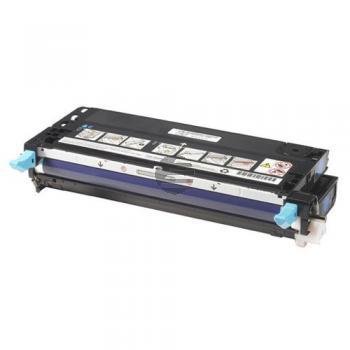 Dell Toner-Kartusche cyan HC (593-10163 593-10171 593-10219, PF029 RF029 XG722 YG434)