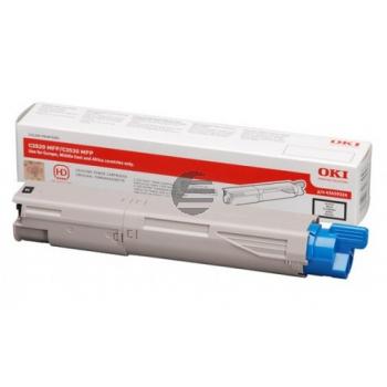 OKI Toner-Kit schwarz HC (43459324)
