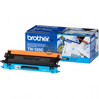 Brother Toner-Kit cyan HC (TN-135C)
