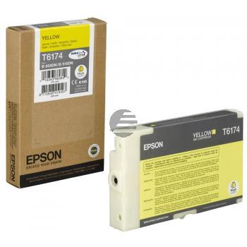 Epson Tinte gelb HC (C13T617400, T6174)