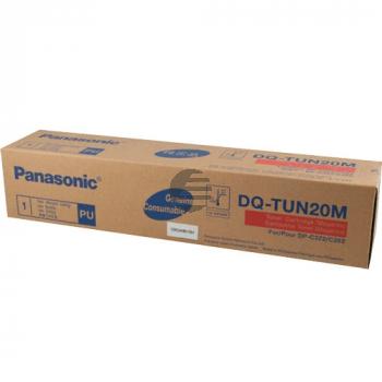 Panasonic Toner-Kit magenta (DQ-TUN20M)