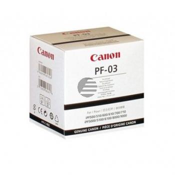 Canon Druckkopf (2251B001 2251B001AA 2552B001, PF-03)