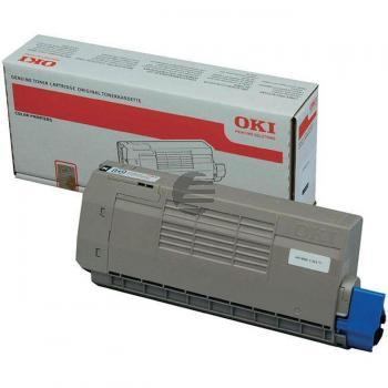 OKI Toner-Kit schwarz (44318608)