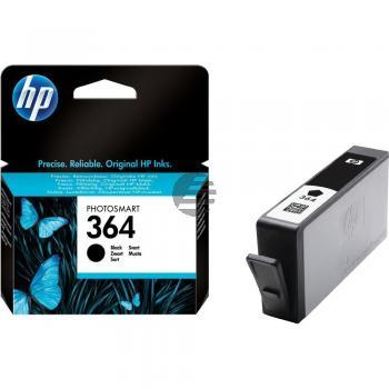 HP Tinte schwarz (CB316EE, 364)
