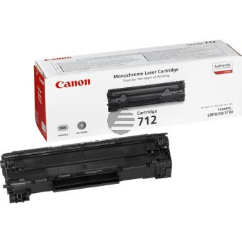 Canon Toner-Kartusche schwarz (1870B002, 712)