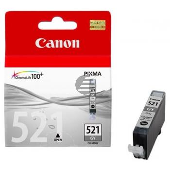 Canon Tinte grau (2937B001, CLI-521GY)
