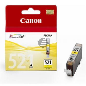 Canon Tinte gelb (2936B001, CLI-521Y)