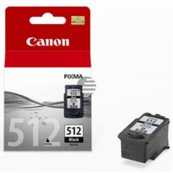 Canon Tinte schwarz HC (2969B001, PG-512)