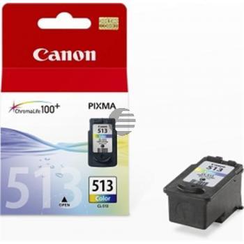 Canon Tinte Cyan/gelb/Magenta HC (2971B001, CL-513CL)