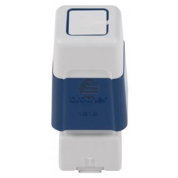 Brother Stempelautomat inklusive Stempelplatte 6 x blau (PR-1212E6P)