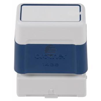 Brother Stempelautomat inklusive Stempelplatte 6x blau (PR-1438E6P)