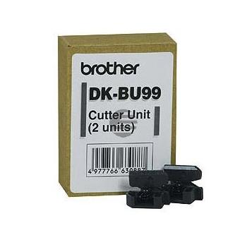 Brother Ersatzklinge für Schneidevorrichtung 2-Pack (DK-BU99)