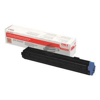 OKI Toner-Kit schwarz (43979102)