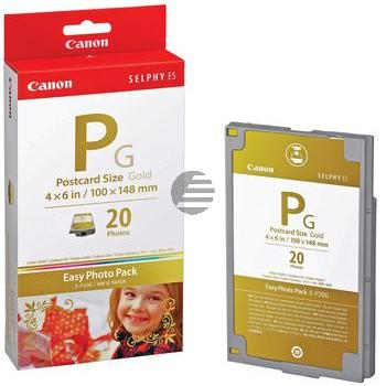 Canon Easy Photo Pack gold (2364B001, E-P20G)