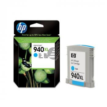 HP Tinte Cyan HC (C4907AE, 940XL)