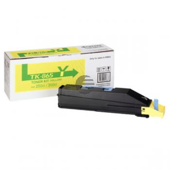 Kyocera Toner-Kit gelb (1T02JZAEU0, TK-865Y)