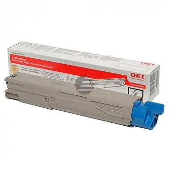 OKI Toner-Kit schwarz HC plus + (43459332)