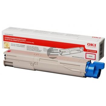 OKI Toner-Kit magenta HC plus + (43459330)