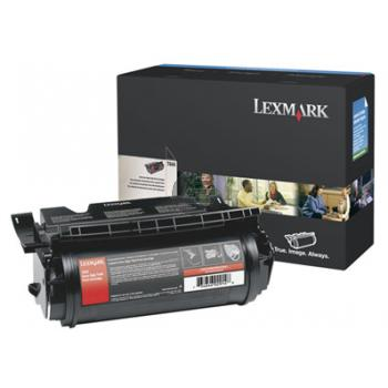 Lexmark Toner-Kartusche Corporate schwarz HC plus (0064440XW)